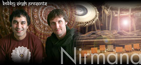 Nirmania with Ben Walsh
